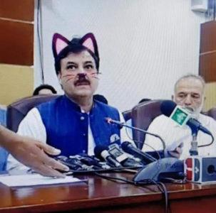 好感度アップ?パキスタンの「猫耳大臣」が可愛すぎると話題に